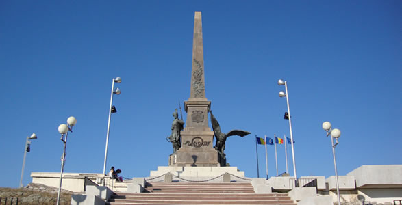 tulcea-independence-monument